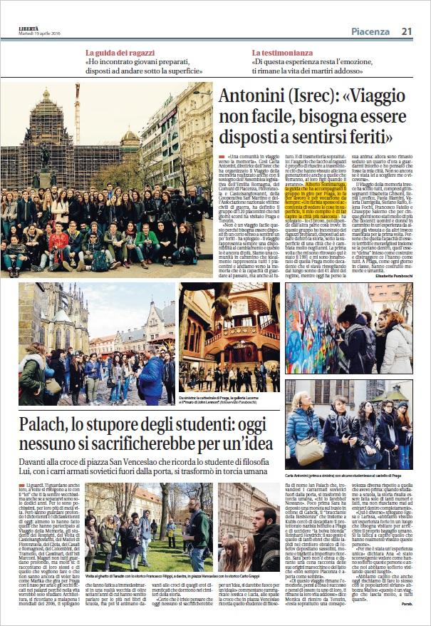 Tele Libertà Piacenza Aprile 2016 - 2/2