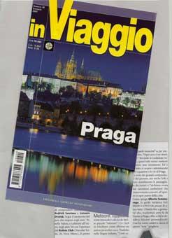 In Viaggio 2001 - Praga - nummero 40
